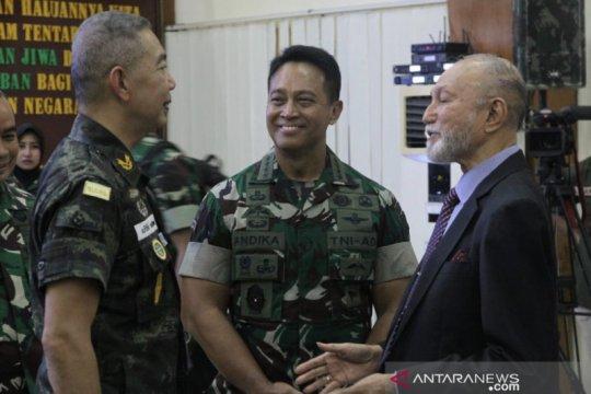Panglima AD Thailand belajar penanganan konflik ke Aceh