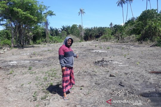 Relokasi mandiri korban tsunami di Mamboro, Palu disetujui warga