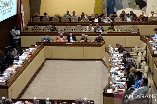 Dalam RDP, anggota Komisi II soroti kasus OTT Wahyu Setiawan