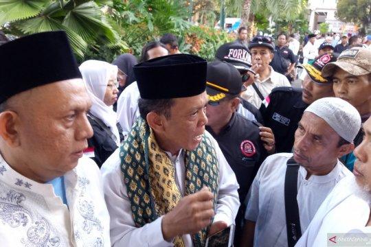 17 orang diduga provokator diamankan di Balai Kota Jakarta