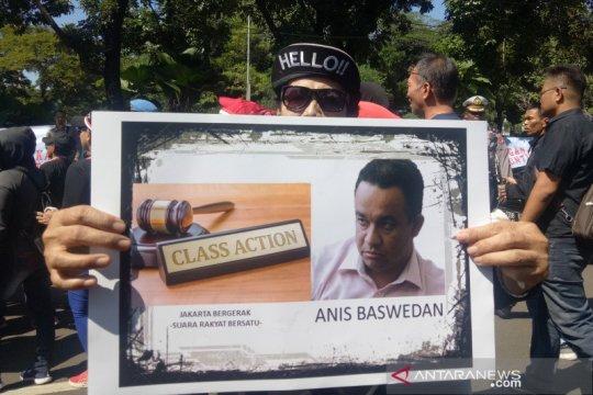 """Tim Jakarta Bergerak juga ajukan """"class action"""" banjir Jakarta"""