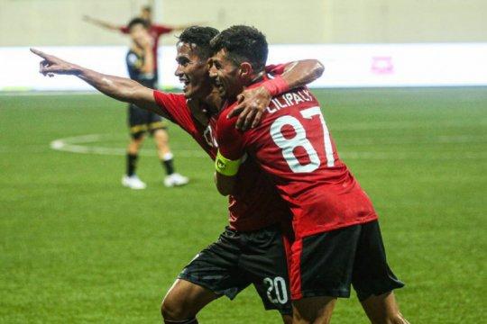 Menang dramatis, Bali United melaju ke babak kualifikasi kedua LCA