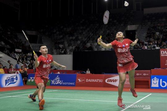 Rinov/Pitha dan Shesar targetkan juara di Spain Masters