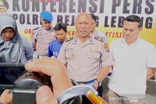 Polres Rejang Lebong tangkap pelaku pencabulan terhadap anak