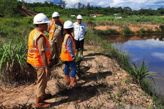 Pemkab Landak awasi instalasi pengelolaan air limbah perusahaan sawit