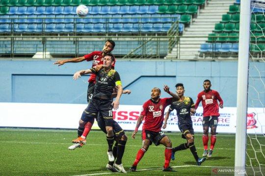 Willian Pacheco belum ikuti latihan bersama skuad Bali United
