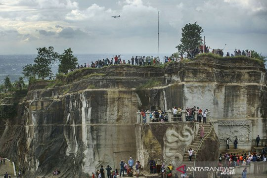 Selama 2019 Sleman dikunjungi 10,357 juta wisatawan