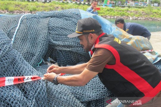 Kejati Aceh tunggu hasil audit kerugian negara kasus korupsi KKP