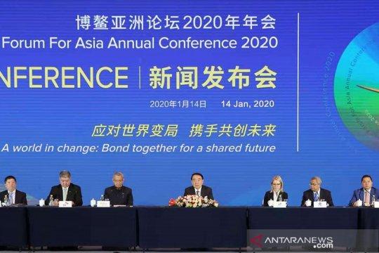 Forum Boao mobilisasi dukungan di Asia hadapi unilateralisme