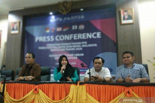 KPU Makassar berlakukan sistem IT rekrut petugas PPK
