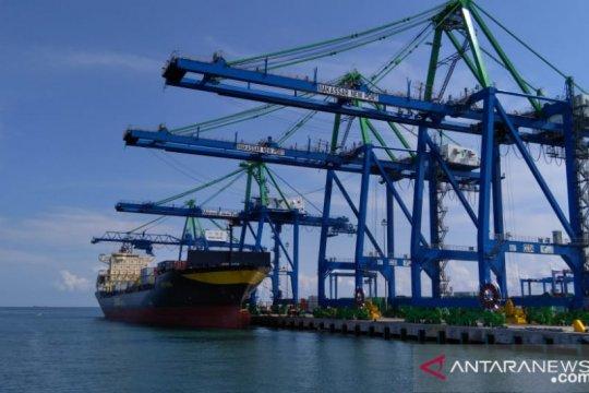 Pelindo IV segera datangkan crane untuk Pelabuhan Kendari dan Ternate