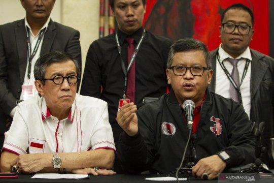 Hukum kemarin, KPK tanggapi laporan PDIP hingga kasus Helmy Yahya