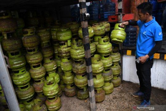 Kementerian ESDM: subsidi elpiji melon masih dijalankan