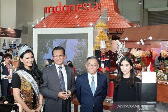 Kenalkan destinasi lain, Indonesia kurangi Bali dalam Travex 2020