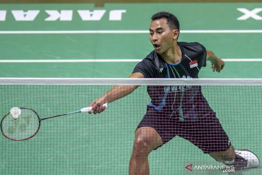 Hasil Denmark Open hari pertama: 6 wakil Indonesia melaju ke 16 besar