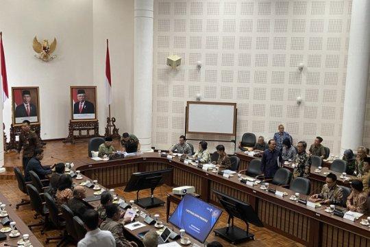 Wapres pimpin rapat pengembangan Lima Destinasi Super Prioritas