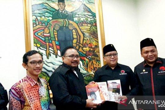 PDIP-GP Ansor sepakat bangun bangsa dalam kerangka Pancasila