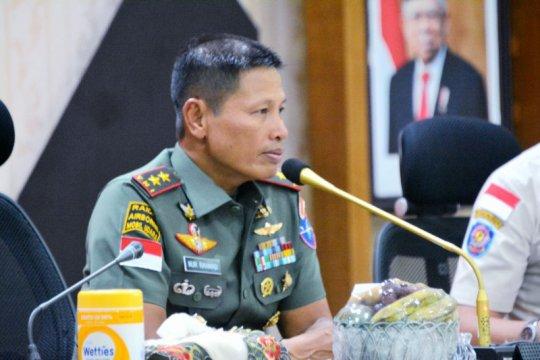 Kodam XII/Tpr turunkan 185 personel TNI amankan Imlek dan CGM 2020