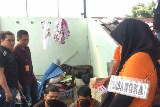 Kapolda Sumut: Rekonstruksi di rumah Jamaluddin, 54 adegan diperagakan