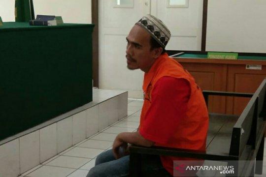 Otak pembunuhan sopir taksi daring dituntut hukuman mati