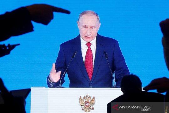 Oposisi Rusia berencana demo menentang usulan Putin ubah konstitusi