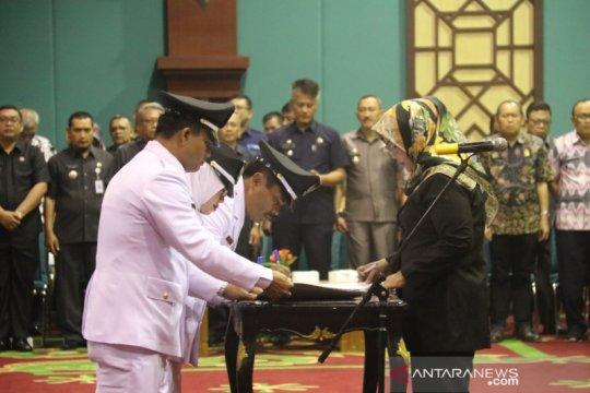 Bupati Bogor tekankan program satu desa Rp1 miliar harus tepat sasaran