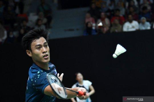 Shesar kalah, wakil tunggal putra Indonesia di Thailand Open II habis