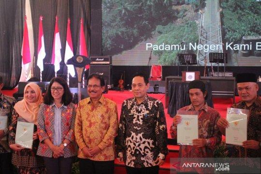 Untirta - BPN Banten penguatan program Kementerian ATR/BPN