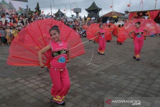 """Bali gelar """"Kintamani Chinese Festival"""" bidik wisatawan China"""