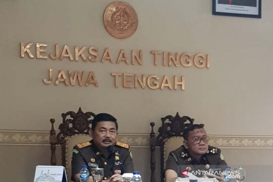 Kajati Jateng targetkan separuh kejari capai Wilayah Bebas Korupsi