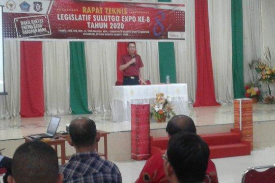 Persiapan Legislative SulutGo Expo dimatangkan