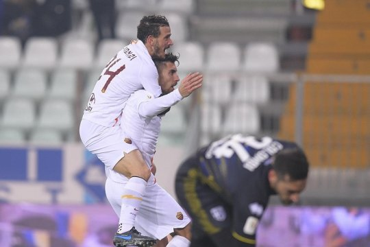 Lewati Parma, Roma lengkapi daftar perempat finalis Coppa Italia