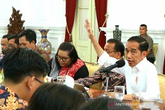 Presiden perintahkan penanganan terpadu aliran air cegah banjir