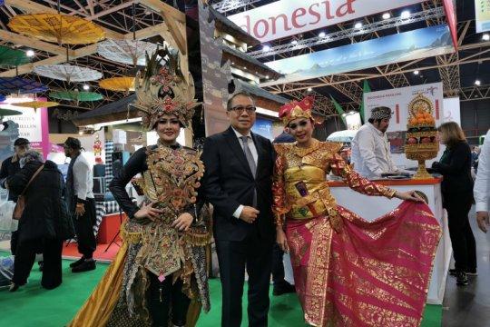 Dubes optimistis  Indonesia  sukses  di Vakantiebeurs