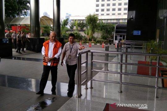 KPK lakukan rekonstruksi kasus suap Wali Kota Medan non-aktif