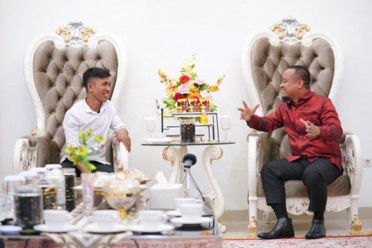 Pemprov Sulsel dukung pembuat pesawat asal Kabupaten Pinrang