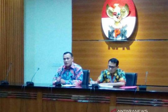 KPK tetapkan 10 tersangka baru kasus korupsi proyek jalan Bengkalis
