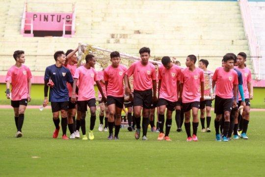 Timnas U-16 hadapi dua laga internasional pada Februari