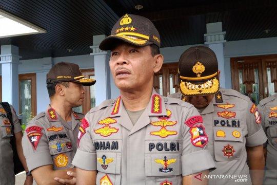 Hukum kemarin, UU KPK melemahkan hingga Kapolri tunjuk Agus Rahardjo