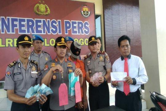Polres Kulon Progo ungkap kasus penipuan bermodus penggandaan uang