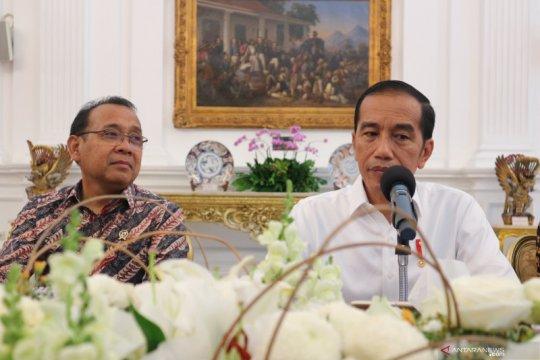 Presiden: Kepala Bakamla baru Laksdya Aan Kurnia