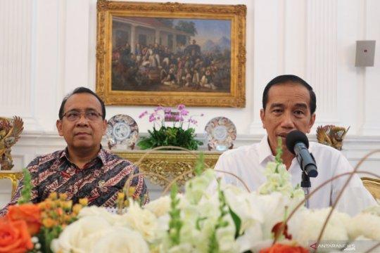 Presiden Jokowi bantah langgengkan dinasti politik