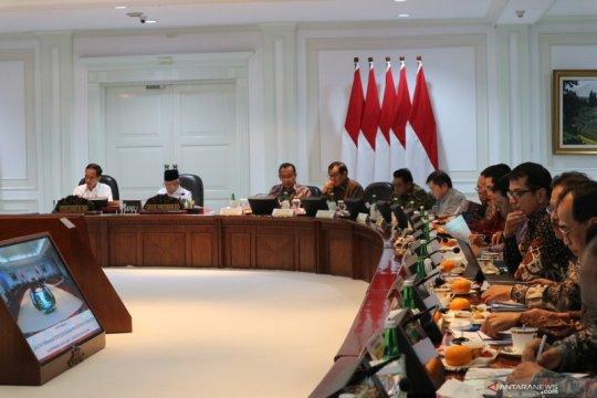 Presiden Jokowi minta laporan kesiapan PON XX Papua