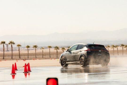 Mobil listrik Nissan sematkan teknologi e-4ORCE