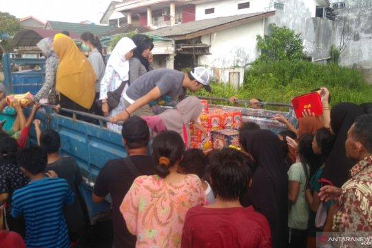 SKM surut, korban banjir Samarinda berkurang