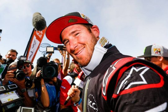 Ukir sejarah, Brabec pebalap AS pertama juarai Dakar