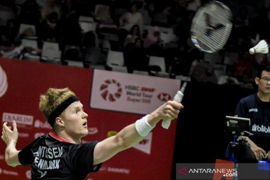 Singkirkan Chou Tien Chen, Antonsen melaju ke final Denmark Open