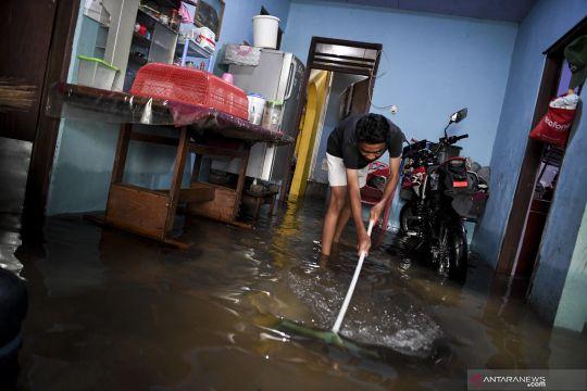 Banjir di Kebayoran Baru