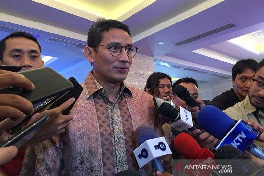 Sandiaga Uno dilantik sebagai Dewan Pembina PB Esports