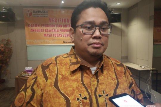 Seorang Komisioner Bawaslu Papua Barat dicopot